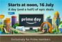 Amazon Prime day NL