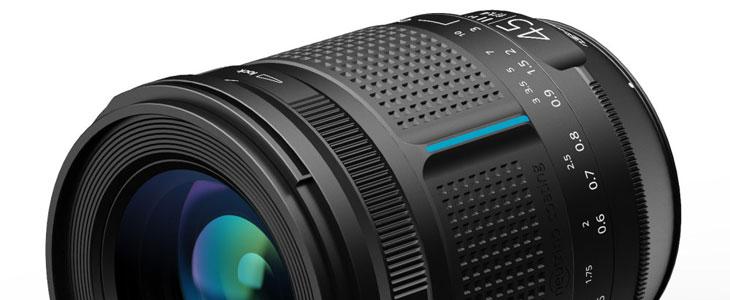 Irix 45mm lens
