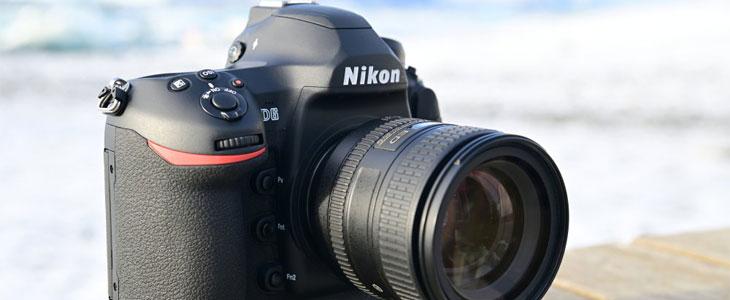 Nikon D6 production halt