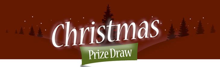 Xmas Prize Draw