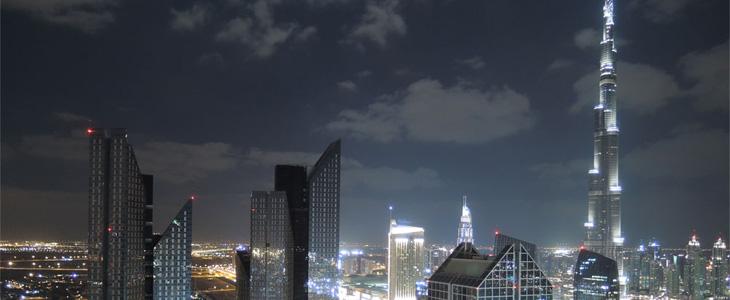 better city skyline shots