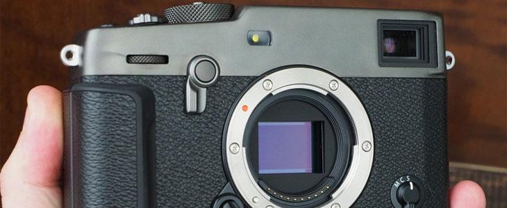Fujifilm X-Pro3 preview