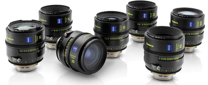 ZEISS supreme radiance lens set