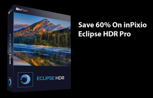 Save 60% On inPixio Eclipse HDR Pro