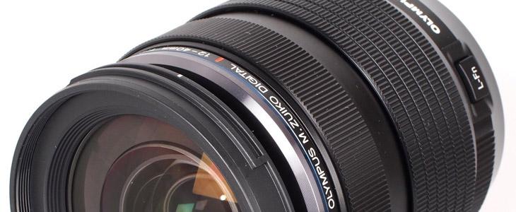 Olympus 12-40mm lens