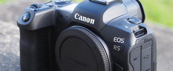 EOS R5 preview photos