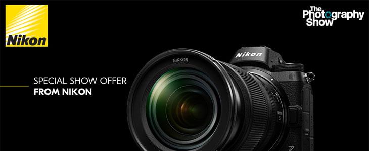 Nikon TPS offer