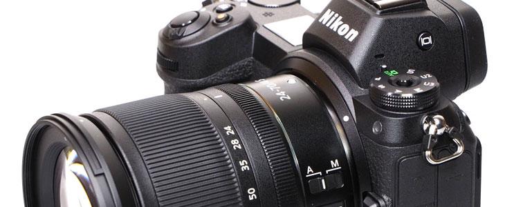Nikon Z6 Z7 firmware