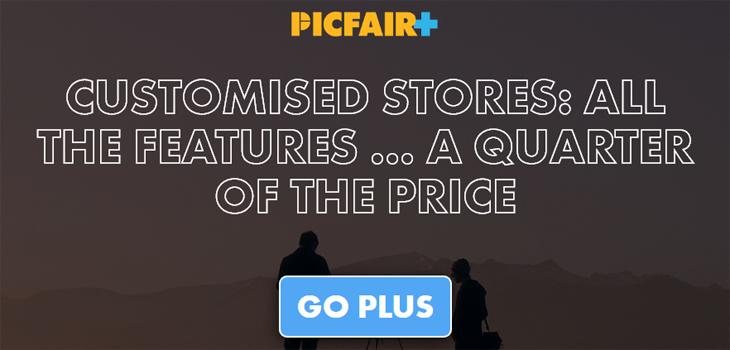 Picfair Plus