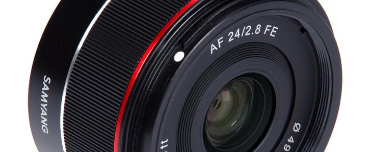 Samyang budget lens