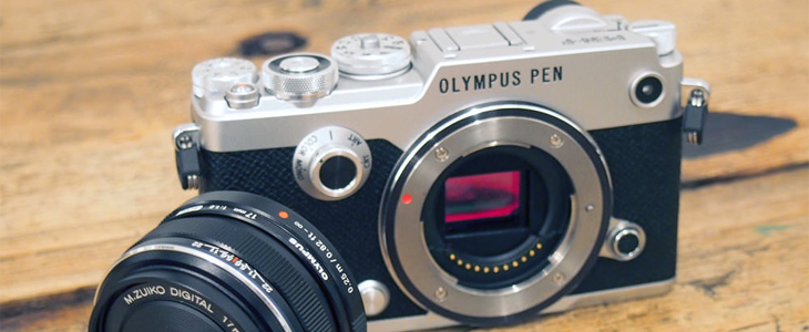 Olympus PEN offer -  save £300