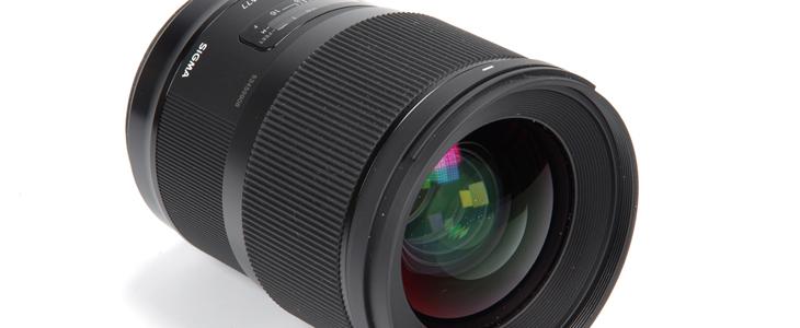 Sigma 28mm f/1.4