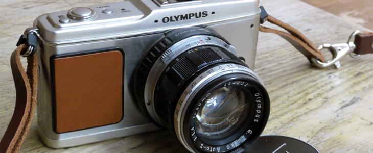 Olympus G Zuiko 40mm