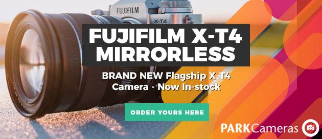 Park Fuji X-T4