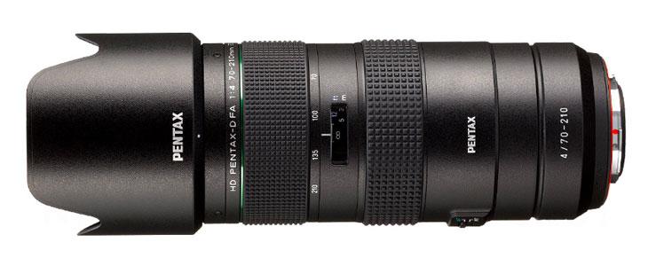 Pentax 70-210mm
