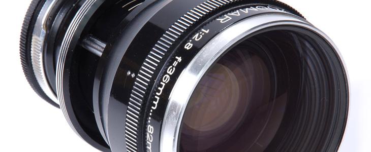 Zoomar vintage lens