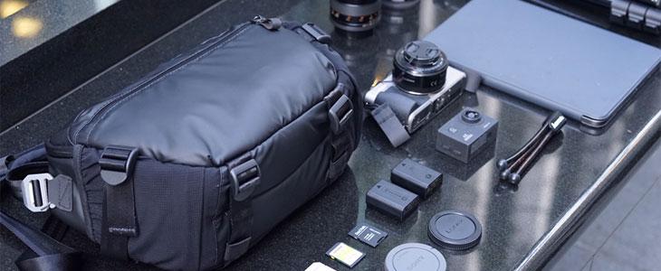 Instinct camera backpack