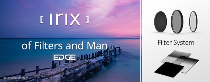 Irix EDGE filters