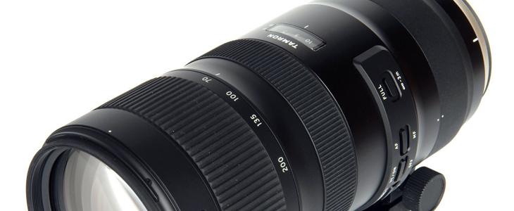 Top Tamron lenses