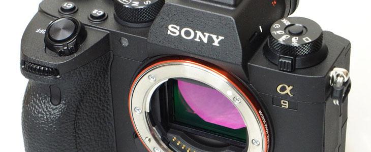 Sony Alpha A9 II