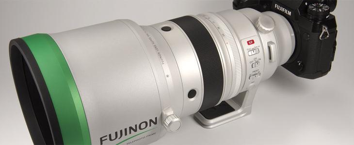 Fujinon XF 200mm f/2 R LM lens