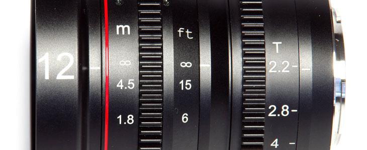Meike 12mm lens