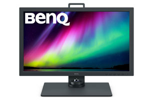 BenQ Photovue SW271C 4K Monitor Announced For Photographers