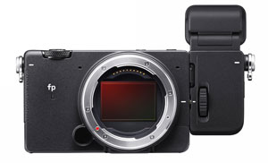 Full-Frame 61mp Sigma fp L Is Priced At £1999 Body Only
