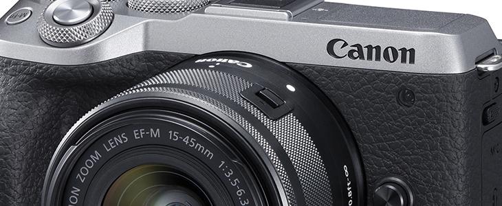 Canon EOS M6 Mark II Officially Announced