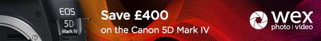 Canon EOS 5D Mark IV Offer