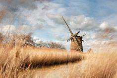 Brograve Mill, Horsey, Norfolk