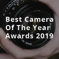ePHOTOzine's Best Camera Of The Year Awards 2019