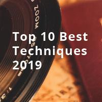 Top 10 Best Techniques Of 2019