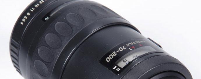 SMC Pentax-FA 70-200mm F/4-5.6 Power Zoom Vintage Lens Review
