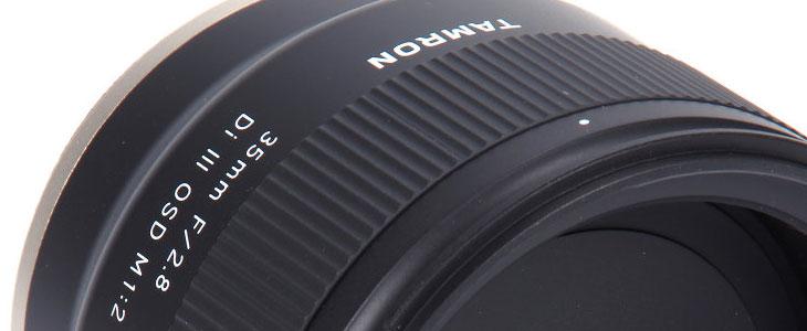 Tamron 35mm f/2.8 Di III OSD M1:2 Review