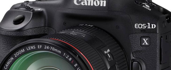 5.5K Video Canon EOS-1D X Mark III Now Official