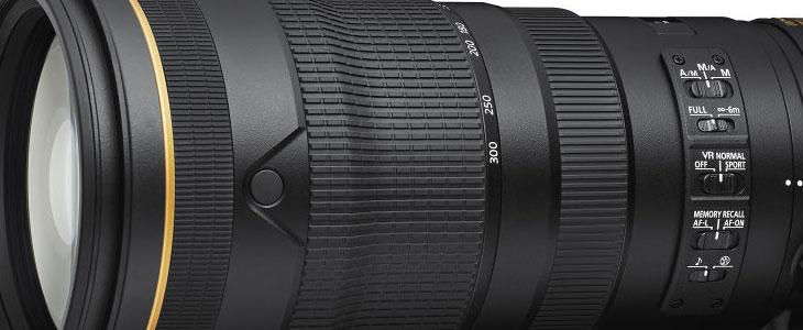 Nikon AF-S 120-300mm f/2.8E FL ED SR VR + Z 70-200mm Announced