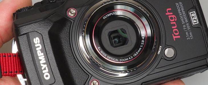 Top 10 Best Waterproof Tough Cameras 2018
