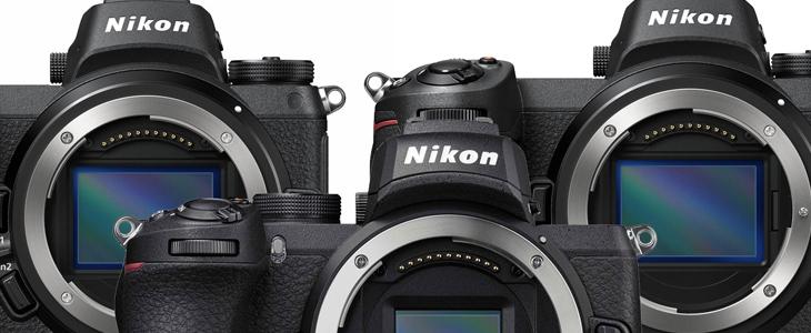 Nikon Mirrorless Camera Comparison: Nikon Z50 vs Z6 Vs Z7