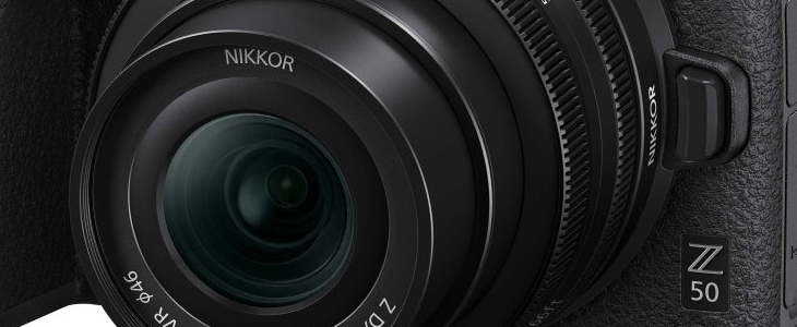 Nikon has introduced the Nikon Z 50 DX-Format Mirrorless camera along with two NIKKOR Z DX zoom lenses.