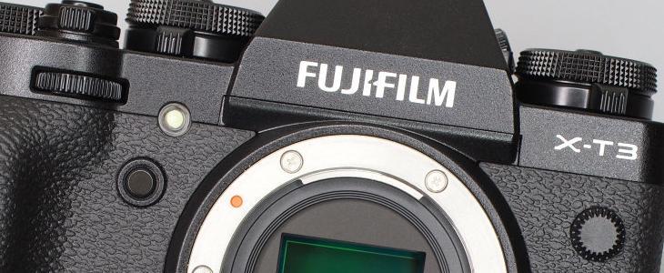 Fujifilm X-T3 Firmware Update Improves Focus