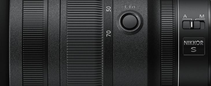 Nikon Launches Z 24-70mm f/2.8 S Lens