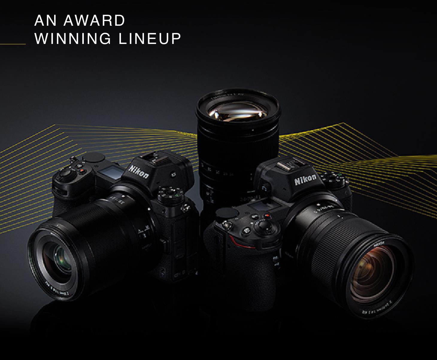Award Winning Lineup
