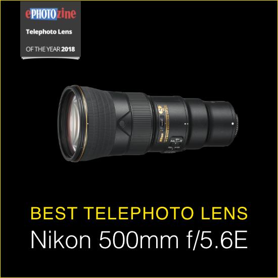 Best Telephot Lens Nikon 500mm f/5.6E