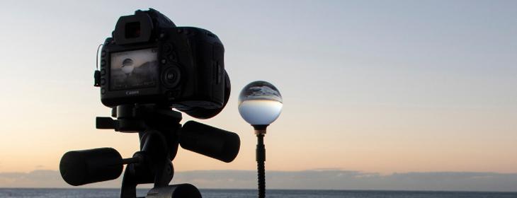 Capture Creative Lensball Photos With Ease Thanks To The New Lensball FlexArm