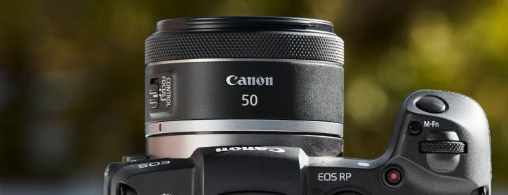 Canon RF 50mm f/1.8 STM RF 70-200mm f/4L IS USM