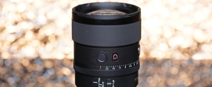 135mm G Master lens