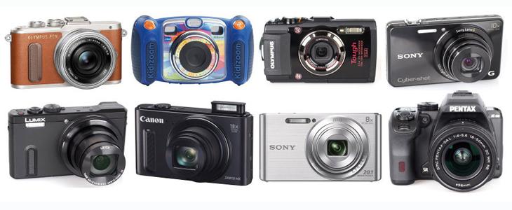 Camera buying guide