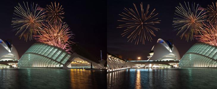 Fireworks In Photoshop