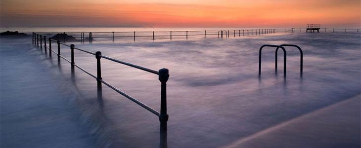 coastal sunrise locations